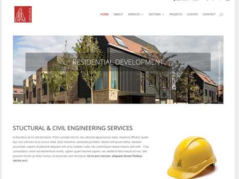 Structural Engineer Web Site